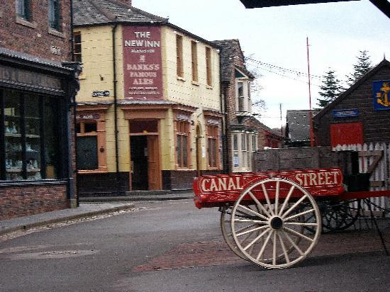 Ironbridge, UK: Blists Pub