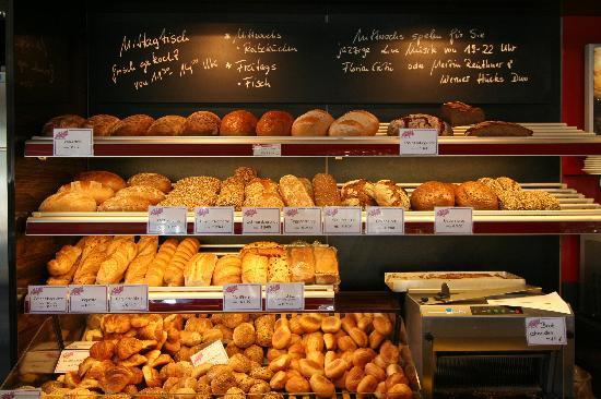 Adolph's Gasthaus : Bäckerei