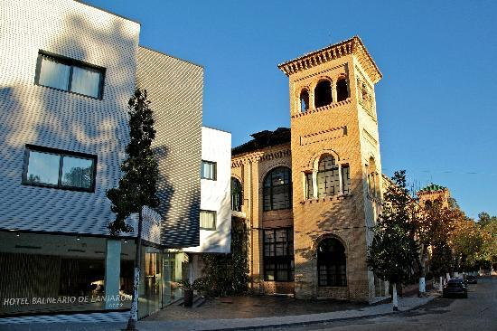Lanjaron, Spain: Hotel 4* del Balneario