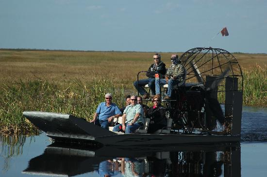 Everglades Airboat Charters