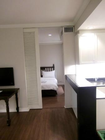 Saladaeng Colonnade: One bedroom suite