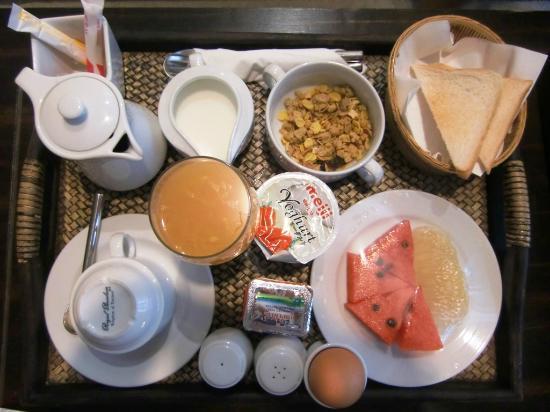 Saladaeng Colonnade : Breakfast set 2
