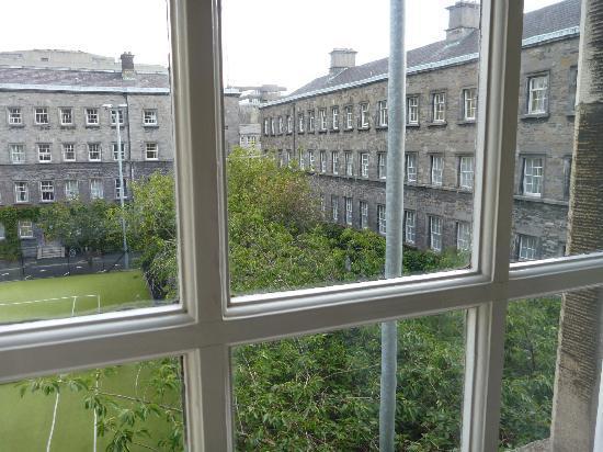 Trinity College Campus : vista dalla camera