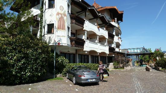 Granpanorama Hotel StephansHof: Hotel