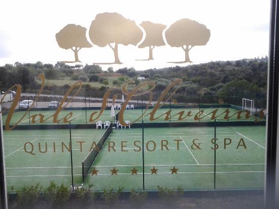 Vale d'Oliveiras Quinta Resort & Spa: vista desde la habitacion