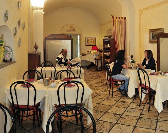 Hotel Minerva : Sala colazioni