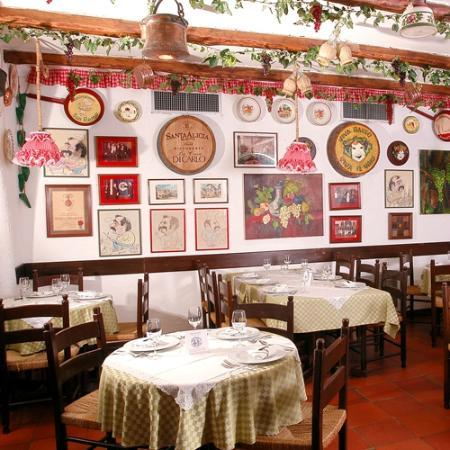 Decoracion italiana para restaurantes - Decoracion la casa ...