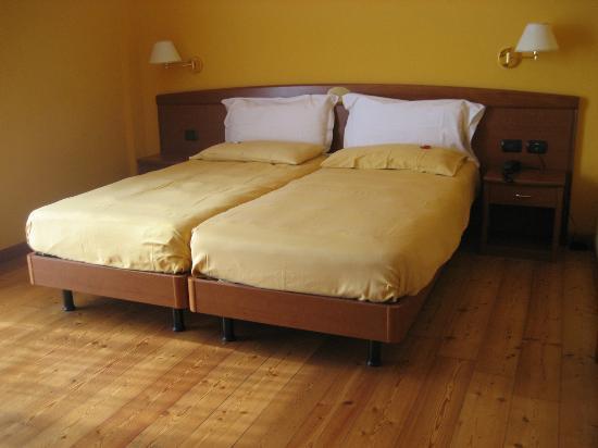 Villa Ca Nova : lit (bonne literie)