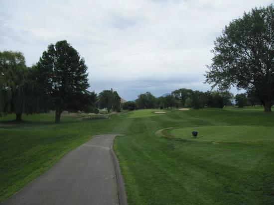 Kamloops Golf and Country Club: Kamloops 14th hole