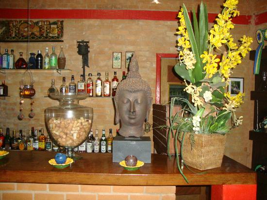Hotel Pousada Shangri-La: Restaurante