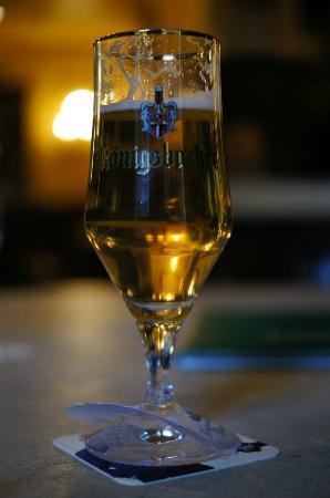 Altes Brauhaus: la birra