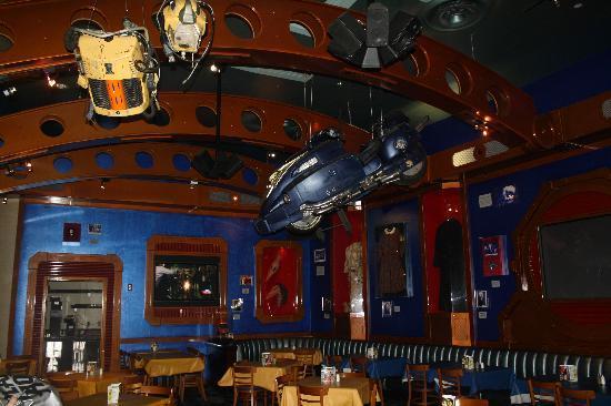 Planet Hollywood Restaurant Myrtle Beach