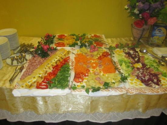 Hotel Aurora: festa emiliana