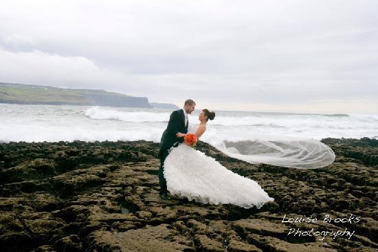 Hotel Doolin: Hotel Wedding