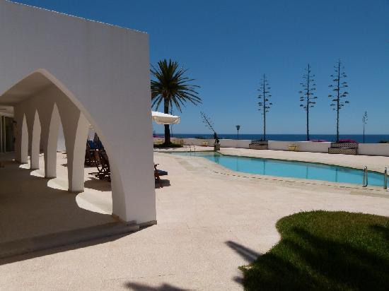 Casa Tres Palmeiras: Terrace