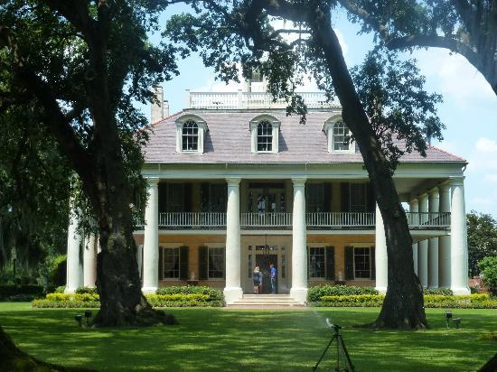 Darrow, Luizjana: Plantation house
