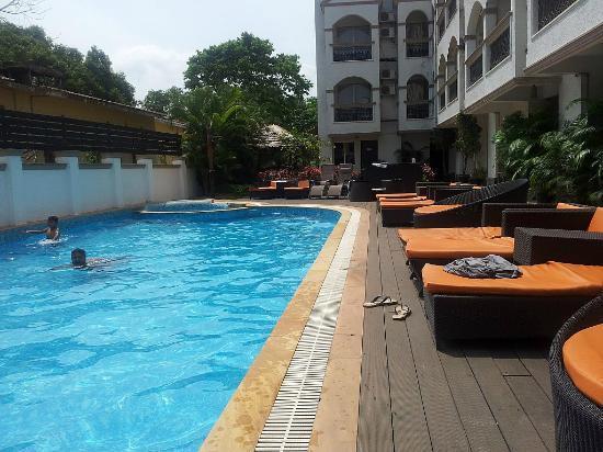 Vagator, الهند: Pool