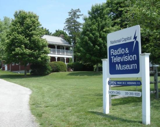Bowie, MD: provided by: National Capital Radio & Television Museum