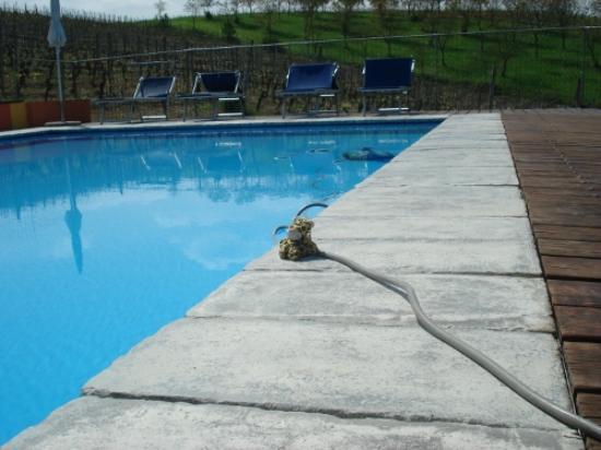 Agriturismo La Mussia: Schwimmbad