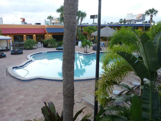 Coco Key Hotel and Water Park Resort: Piscine hors du Water Parc