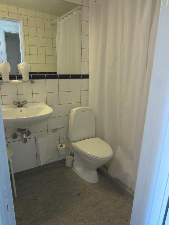 Hotel Christian IV: Room #47 - bathroom