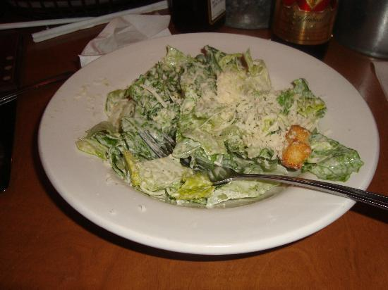 Texas Roadhouse: Caesar salad