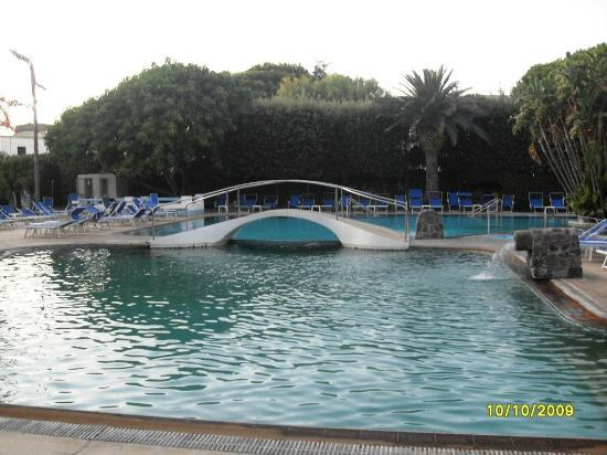 Park Hotel Terme Mediterraneo: piscina