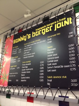 Sunny's Burger Joint