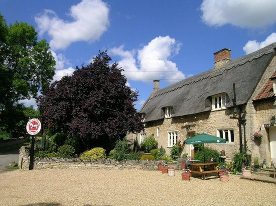 Jackson Stops Country Inn: A really quinissentially English Inn