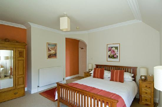 Coig Na Shee: The Beeches king room