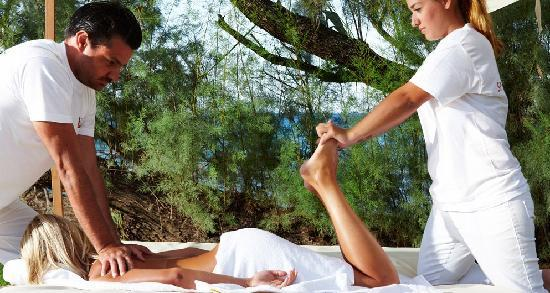 Kefalonia, Griekenland: 4 Hands Massage