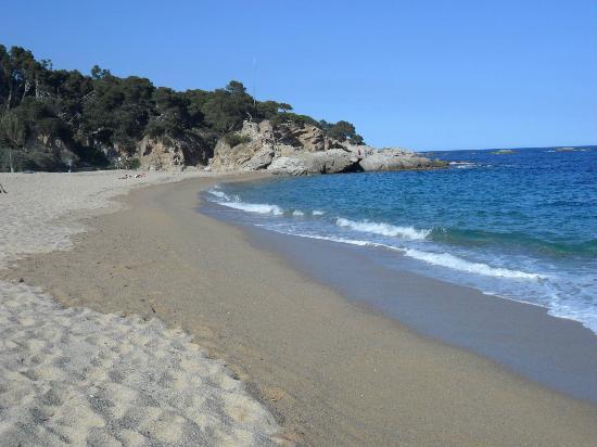 H·TOP Caleta Palace: beach