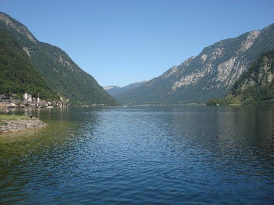 ฮัลล์ชตัทท์ ซิโมนี: Lake Hallstatt