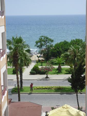 Eftalia Aytur Hotel: View again