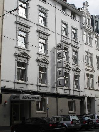 Topas Hotel: hotel