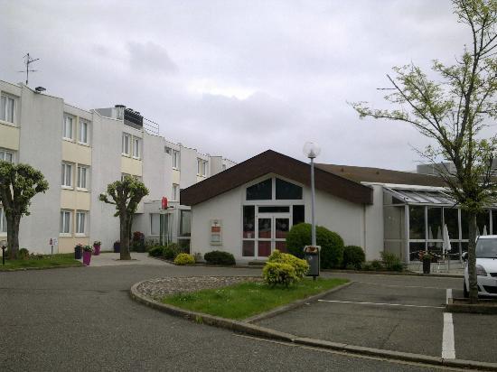 Ibis Chartres Ouest Luce: L'hôtel