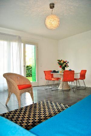residence Maestrale - Living area