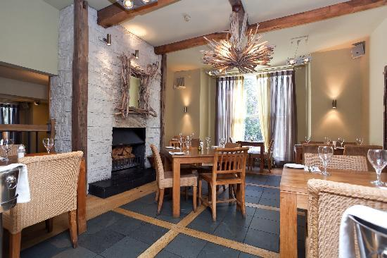Innkeeper's Lodge Alderley Edge: Dining Room