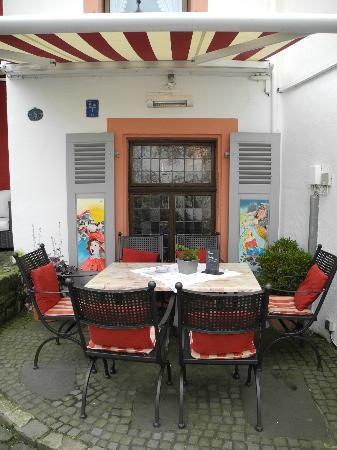 ماركنهوتل: Wunderschönes Ambiente im gesamten Hotel- und Restaurantbereich