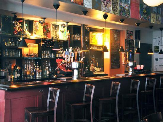 The Bar at AS220, 115 Empire St, Providence RI 02903