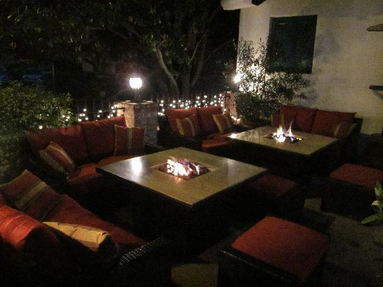 Luciana's Ristorante: More Patio