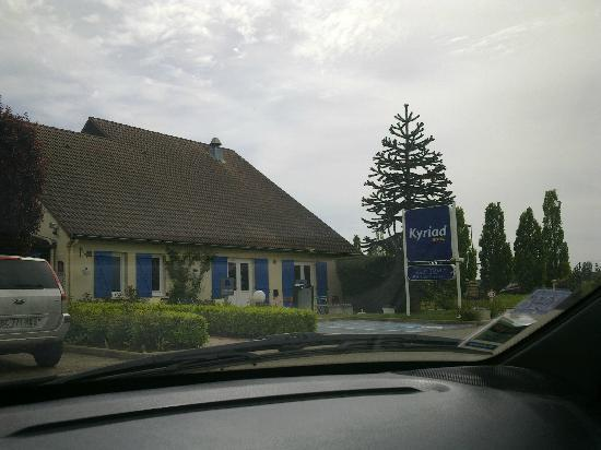Kyriad Plaisir St Quentin En Yvelines : Lhôtel