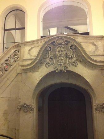 Ederer: Eingangsbereich