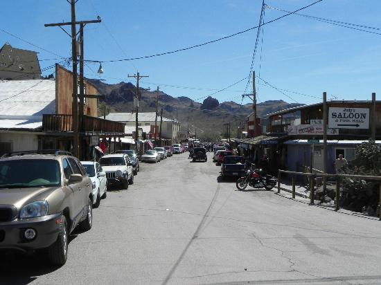 Hoover Dam Mining Town Tour