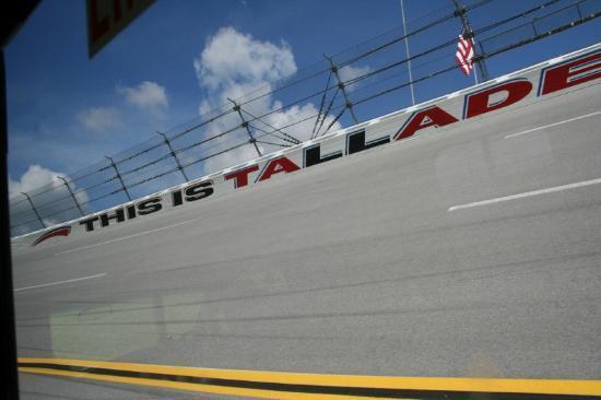 International Motorsports Hall of Fame: banking