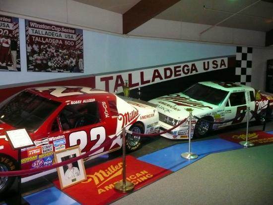 International Motorsports Hall of Fame: museum
