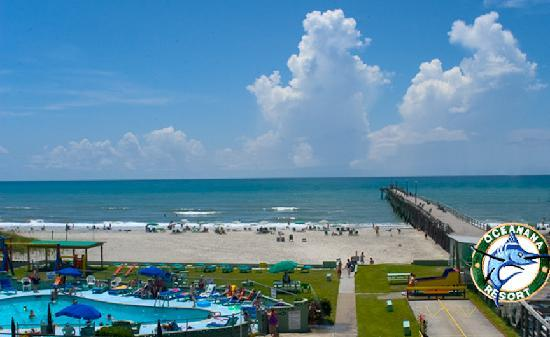 Oceanana Family Resort Atlantic Beach Nc