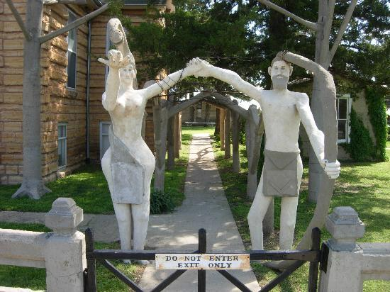 the garden of eden gateway - Garden Of Eden Kansas