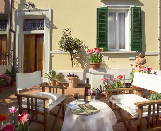 B&B Monte Oliveto: Relax in the common terrace