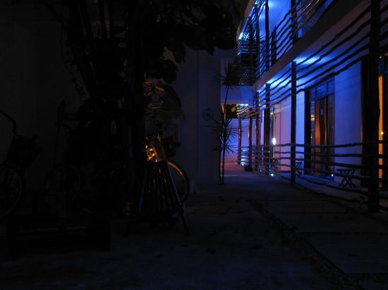 Hotel Latino: dehors